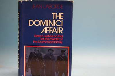 Dominici Affair, The Laborde, Jean Very Good Book