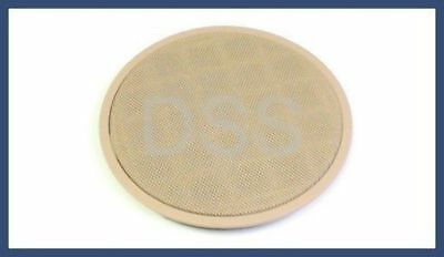 Genuine BMW Beige Door Speaker Cover E38 E39 5 Series 4.9 Inches Wide (125mm)