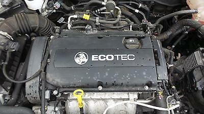 Holden Cruze Engine Petrol, 1.8, F18D4, Jh, Vin 6G1****m (8Th Character Vin Is M