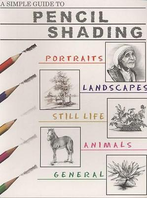 NEW A Simple Guide to Pencil Shading By Wilco Paperback Free Shipping