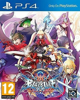 Blazblue Central Fiction Ps4 Game - Brand New And Sealed