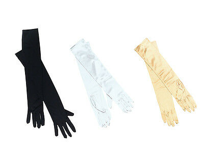 Gloves Opera Gloves Accessory for 50s 60s Hollywood Fancy Dress