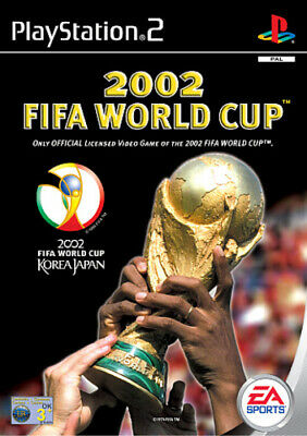 2002 FIFA World Cup (PS2) VideoGames