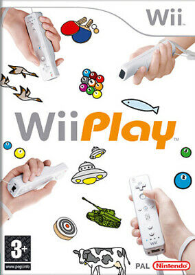 Wii Play (Wii) VideoGames