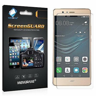 3 x Mobile Phone Membrane Screen Protector Protect For HUAWEI P9 LITE