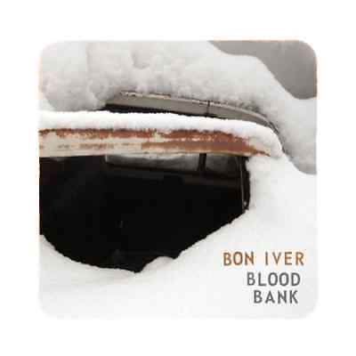 Bon Iver-Blood Bank  VINYL NEW
