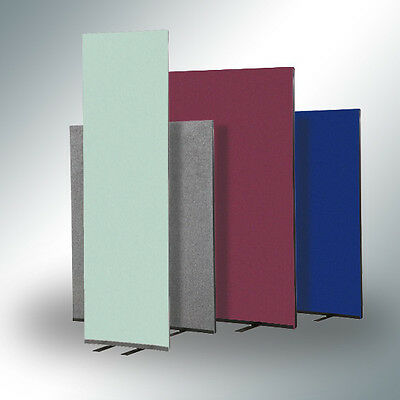 Quality Office Partition Screens - Wool Fabric Finish