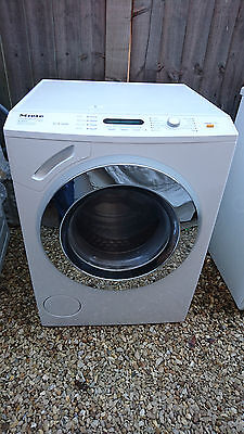 miele w 3740 washing machine white with 3 months warranty. Black Bedroom Furniture Sets. Home Design Ideas