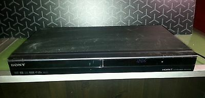 Sony RDR-GX380 DVD RECORDER player tested working No Remote