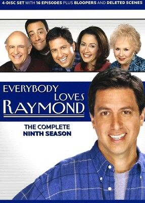 Everybody Loves Raymond: The Complete Ninth Season [New DVD] Boxed Set, Dolby,