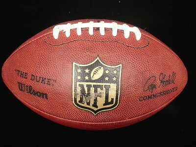 Jeremy Shockey #80 New York Giants Game Used, Official NFL Football