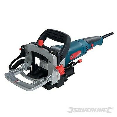 SilverLine Silverstorm 900W Biscuit Joiner - Tracked Delivery