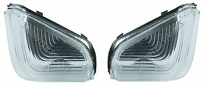 Mercedes Sprinter Door Wing Mirror Indicator Repeater Lens Pack O/S N/S 2006 On