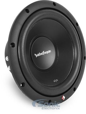 Rockford Fosgate 10 Inch Prime Dual 500W RMS Car Audio Power Subwoofer R2D4-10