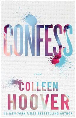 Confess by Colleen Hoover 9781471148590 (Paperback, 2015)