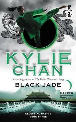 NEW Black Jade By Kylie Chan Paperback Free Shipping