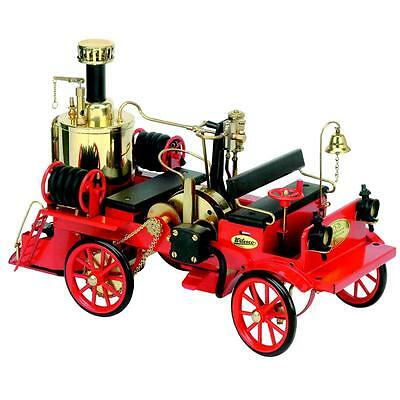 Wilesco D305 Steam Driven Fire Engine With Water Pump  W00305