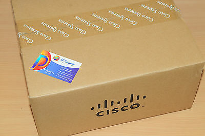 *Brand New* CISCO1841-SEC/K9 2-Port 10/100 Wired Router 6MthWty TaxInv