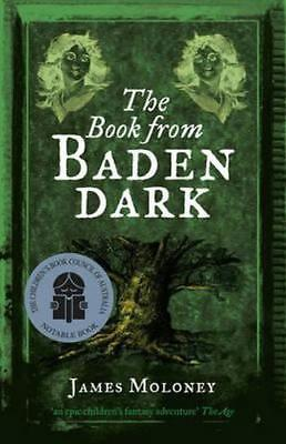 NEW The Book from Baden Dark By James Moloney Paperback Free Shipping