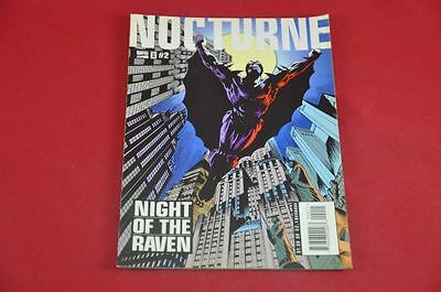 Nocturne: Night of The Raven 2 | Marvel Comics