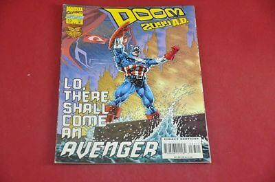 Doom 2099 A.D. Lo, There Shall Come an Avanger 33 Sep | Marvel Comics