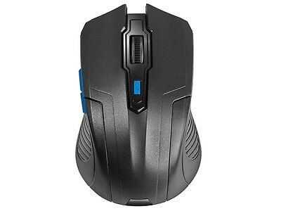 Gaming Maus TRACER Fairy Black RF Nano Mouse Spieler Computermaus Computer