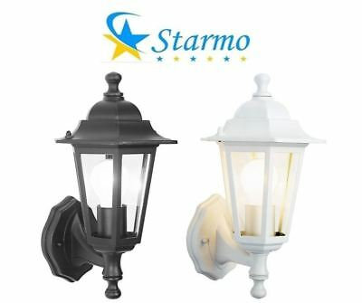 Starmo 6 Sided Lantern weather Resistant Die-Cast Aluminium E27 Fitting IP44