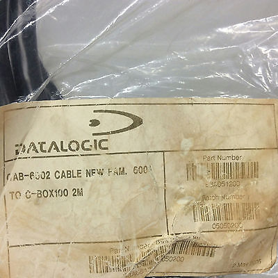 Datalogic CAB6002 2M Data Cable-Wire
