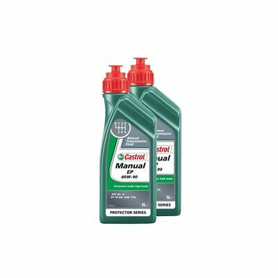 Castrol Road Car / Performance EP 80W90 GL-4 Gearbox / Diff Oil - 2L
