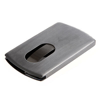 Case box Visit / Credit card holder in Stainless Steel CT