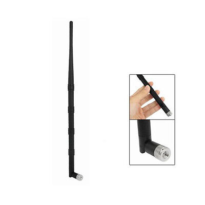 2.4GHz 15dBi RP-SMA Male Connector Tilt-Swivel Wireless WiFi Router Antenna CT