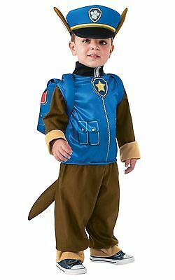 Rubie's Costume Toddler PAW Patrol Chase Child Costume One Color,Small610502 XTS