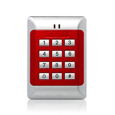 RFID Door Opener Digital Control Lock Code Access Control to access Red T8