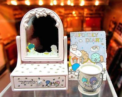 Little Twin Stars collection from Sanrio Vintage Mini 3