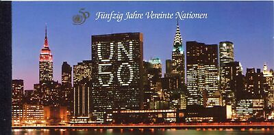 s10738) UNITED NATIONS (VIENNA WIEN) MNH**1995, 50 years UNO booklet