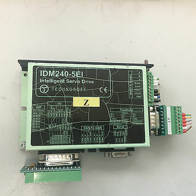 Technosoft  IDM240-5EI Intelligent Servo Drive