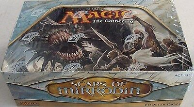 Magic the Gathering (MTG) Scars of Mirrodin Sealed 36 Pack Booster Box (English)