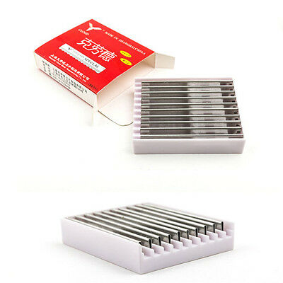 10pcs Replacement Hairdressing Hair Shaping, Cutting, Styling Razor Blades WB