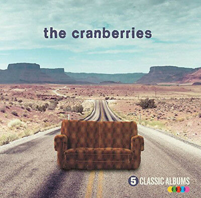 The Cranberries : 5 Classic Albums CD (2016) ***NEW***