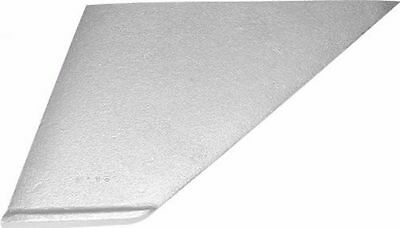 Mercruiser Sterndrives Aluminum Skeg Replacement Lower Unit TH Marine RS-4-DP MD