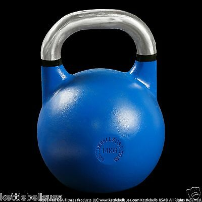 14 kg-31 lb Paradigm Pro Classic Competition Sport Kettlebell *FREE SHIPPING*