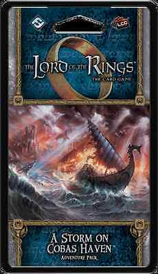 Lord of the Rings LCG: A Storm on Cobas Haven (60 Cards) by Fantasy Flight Games