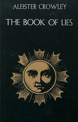 The Book of Lies by Aleister Crowley 9780877285168 (Paperback, 1980)