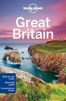 Lonely Planet Great Britain by Lonely Planet 9781743214725 (Paperback, 2015)