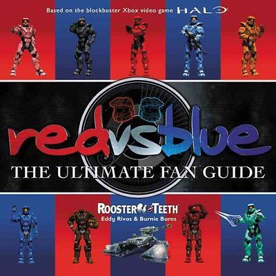 Red vs. Blue The Ultimate Fan Guide by Rooster Teeth 9780062355782