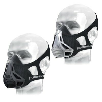 Phantom Athletics Trainingsmaske Mask Ausdauer MMA Fitness Kondition Training