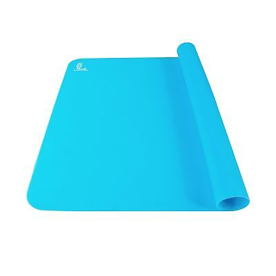 Super Kitchen Food Grade Silicone Pastry Nonstick Baking Oven Fondant Counter...