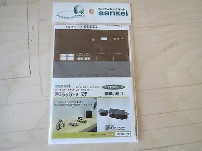 Sankei MP01-69 Cabin Kit 1/220 Z scale For Train Layout