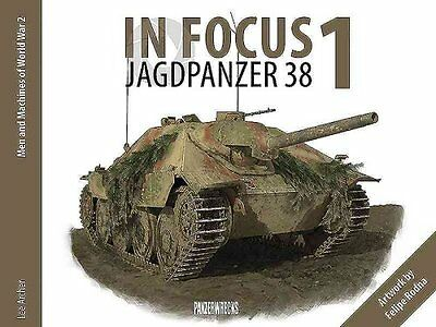 In Focus 1 Jagdpanzer 38 by Lee Archer 9781908032133 (Paperback, 2016)