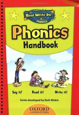 Read Write Inc. Phonics: Read Write Inc.Phonics Han... by Miskin, Ruth Paperback